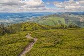 Parco nazionale Bassa Tatra — Foto Stock