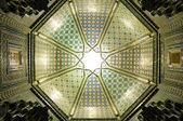 Ceiling in Samarkand — Stock Photo