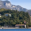 Maderna on Lake Garda in the Italian Lakes in the north of Italy — Stock Photo #49391179