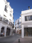 Nerja on the Costa Del Sol Andalucia Spain — Stock Photo