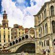Постер, плакат: Venice known as La Serenissima in Northern Italy is a magical place