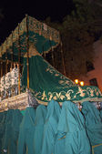 Easter processions in Nerja Costa del Sol Andalucia Ppain — Stock Photo