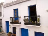 The Village of Frigiliana on the Costa Del Sol Andalucia — Stock Photo