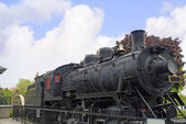 Canadian Pacific Train in Kingston Ontario Canada — Foto Stock