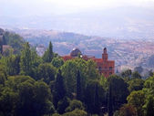 The Alhambra Palace Hotel in Granada Spain — Stock Photo