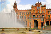 Seville in Andalucia in Southern Spain Europe — Stock Photo
