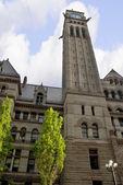 City Hall in Toronto Canada — Stok fotoğraf