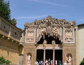 The Pitti Palace and Boboli Gardens, Florence, Italy. — Stock Photo