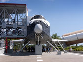 Kennedy Space Centre Florida — Stock Photo