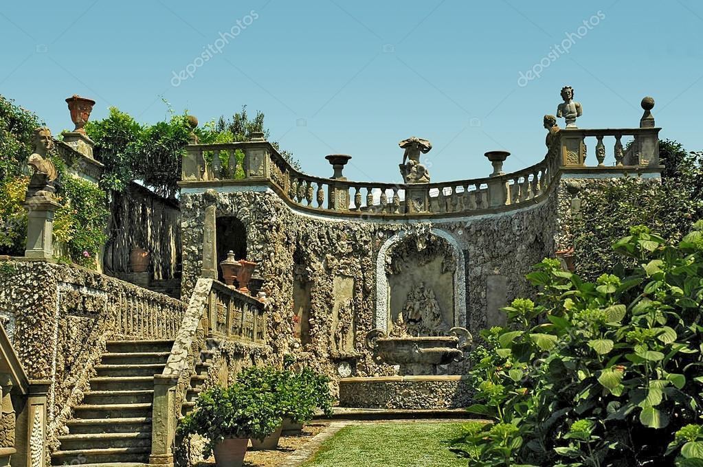 Jardin l 39 italienne settignano en toscane italie for Jardin italien