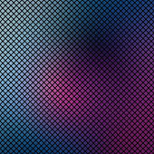 Abstract Geometrical Multicolored Background consisting of square elements with rounded corners, which is placed on a black background — Vector de stock