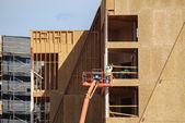 Building under construction . — Stock Photo