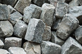 Cobbles background — 图库照片