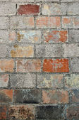 Brick background — Stockfoto