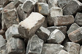 Cobbles background — Stockfoto