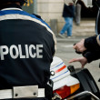 French policeman — Stock Photo #49857943
