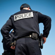 French policeman — Stock Photo #49858033