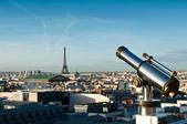 Panoramic of Paris — Stock Photo