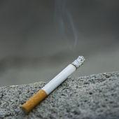 Cigarette closeup — Stock Photo