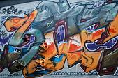 Urban Art - abstract — Stock Photo