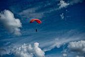 Parachutism — Stock Photo