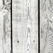 Background texture of old white painted wooden lining boards wall. Fence surface — Stock Photo #49166789