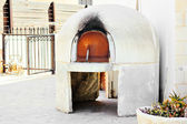 Traditional Greece and Cyprus kleftiko oven pit oven. Mediterranean cuisine. — Stock Photo