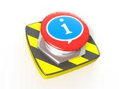 Information icon switch — Zdjęcie stockowe