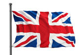 Britain flag — Stock Photo