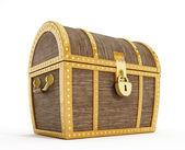 Treasure chest — Stock Photo