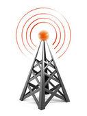 Communicatie toren — Stockfoto