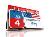 July 4 Independanced Day — Stock Photo