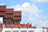 Ho Kham Luang at Royal Flora Expo, traditional thai architecture — ストック写真