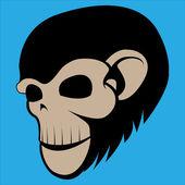 Maymun — Stok Vektör