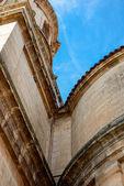Neoclassical facade — Stock Photo