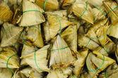 Thailand snack dessert  pattern — Stock Photo