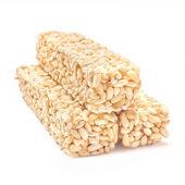 Puffed rice crispies — Foto de Stock