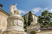 Statue of peace. Udine, Friuli, Italy — Stock Photo
