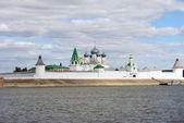 Nijniy novgorod bölgesi rusya makaryevsky manastırı — Stok fotoğraf