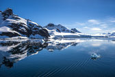 Antarctica Landscape-8 — Stock Photo