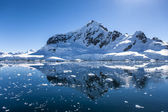 Antarctica Landscape-10 — Stock Photo