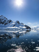 Antarctica Landscape-11 — Stock Photo