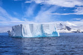 Iceberg in Antarctica Landscape-2 — Stock Photo
