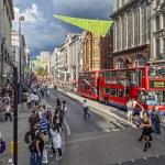 Oxford Street, London — Stock Photo