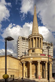 All Souls Anglican Church, London — Stock Photo