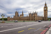London Westminster Palace — Stock Photo