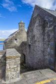 Lerwick view near the port, Scotland2 — Stok fotoğraf