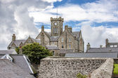 Lerwick, Town Hall, Shetland, Scotland2 — Stock Photo