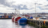 Lerwick,UK,Harbor3 — Stock Photo