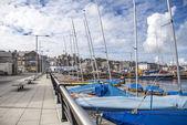 Lerwick,UK,Harbor5 — Stock Photo